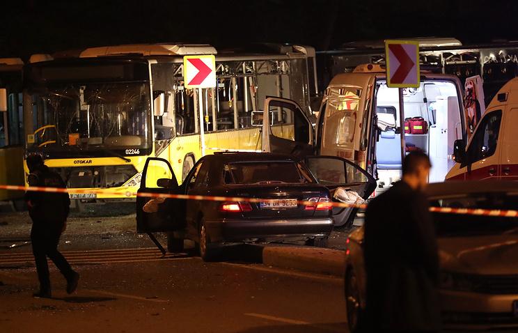 Эрдоган отменил собственный визит вКазахстан из-за теракта вСтамбуле