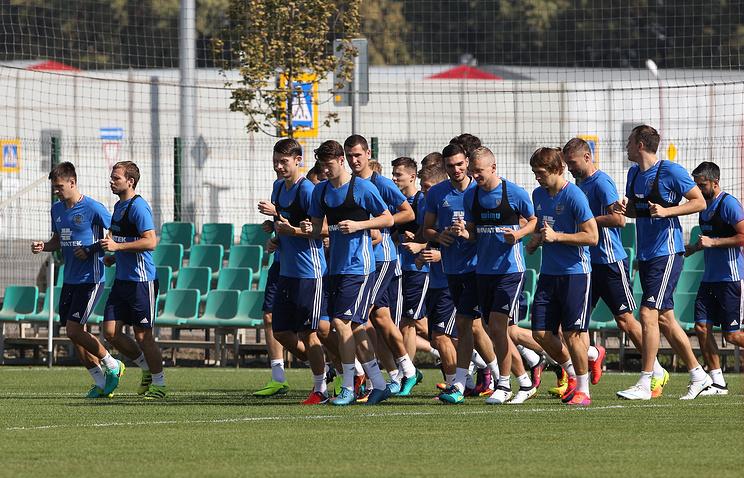 РФ иБельгия могут провести товарищескую встречу настадионе «Фишт»