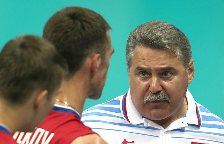 Сергей Шляпников может занять должность основного тренера сборной РФ поволейболу