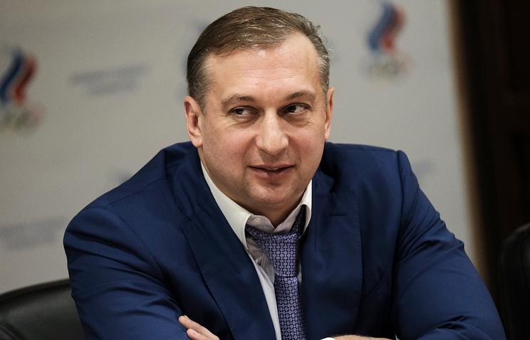 Ирек Зиннуров претендует напост руководителя России водного поло