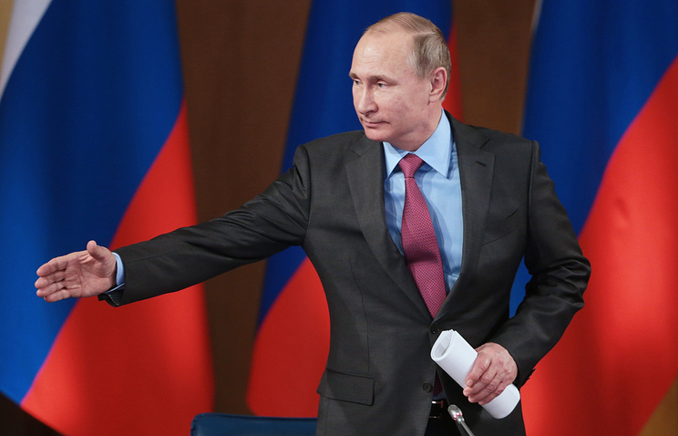 Российская Федерация готова увидеться вДональдом Трампом влюбой момент— Путин