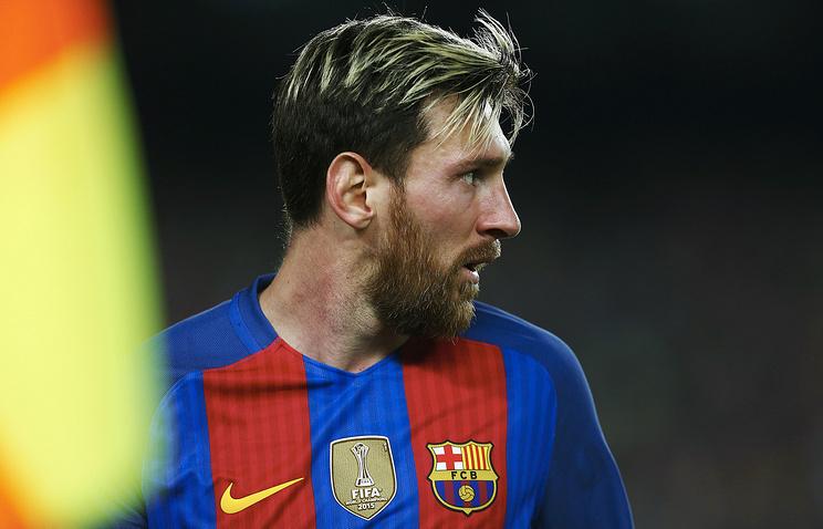 «Барселона» дала согласие платить Месси 35 млн. евро вгод