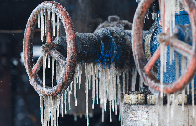 «Нафтогаз» непланирует покупать газ у«Газпрома» доконца зимы