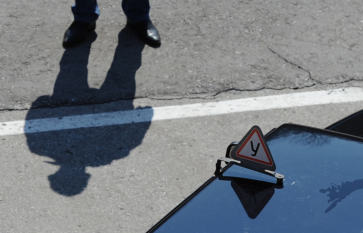 МВД предложило ограничить права начинающих водителей