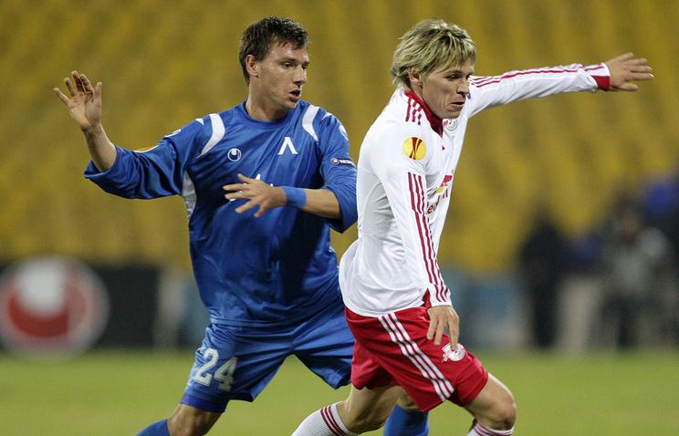 ВБолгарии сказали, что полузащитник «Славии» Димитров перейдёт в«Урал»
