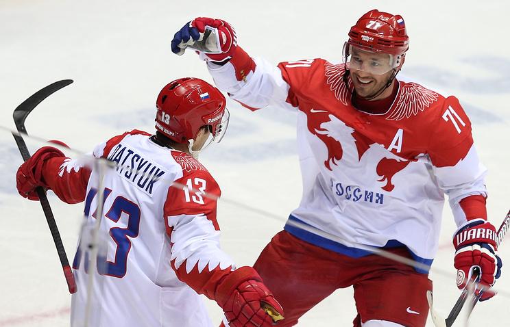 Букмекеры оценили шансы сборной Российской Федерации вматче против Швеции