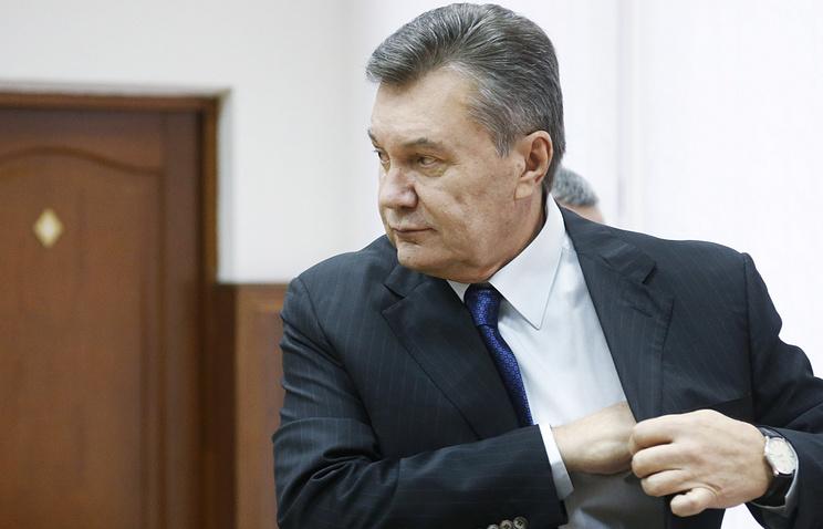 Защита Януковича инициировала уголовное дело против генерального прокурора Украинского государства