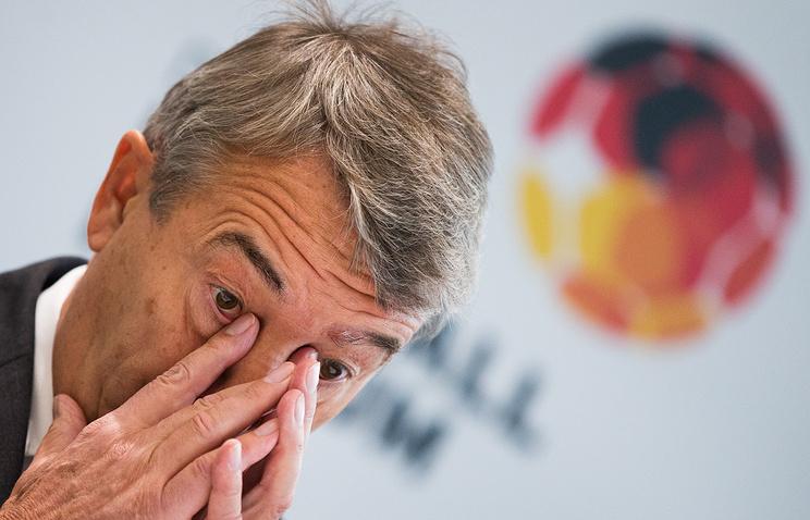 ФИФА оставила дисквалификацию Нирсбаха всиле