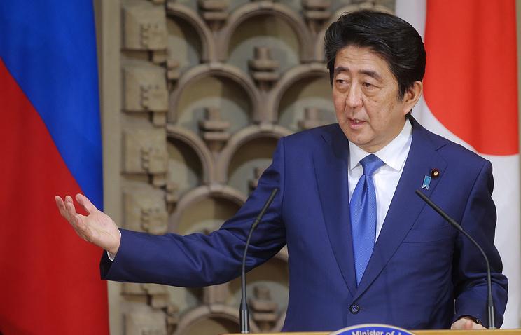 Абэ: визит В.Путина содействовал взлёту российско-японских отношений
