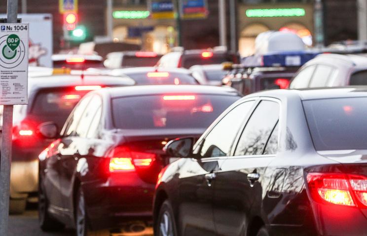Власти столицы непланируют вводить плату за заезд вгород
