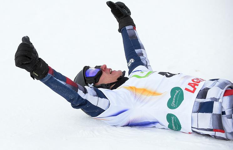 Житель россии Соболев победил впараллельном слаломе наэтапе Кубка мира