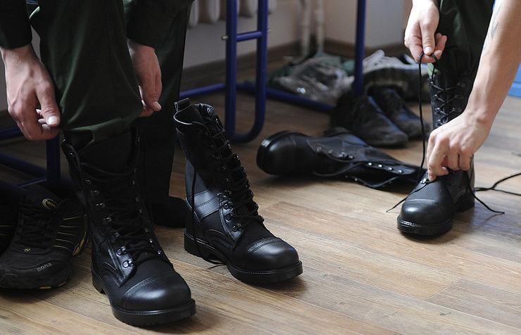 ВПриморье возбуждено дело пофакту погибели солдата-срочника