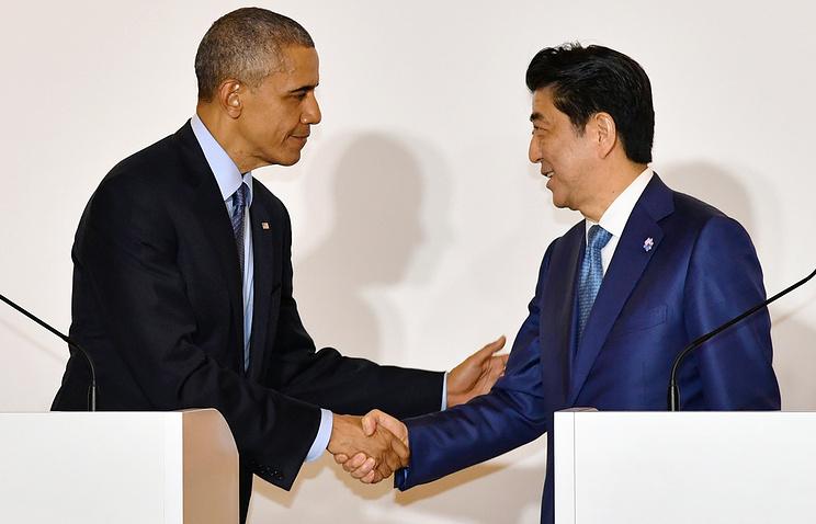 Президент Обама примет Синдзо Абэ наГавайях