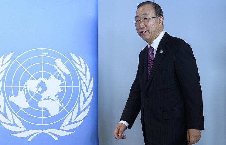 Генерального секретаря ООН подозревали вполучении взяток неменее чем на $200 тыс.