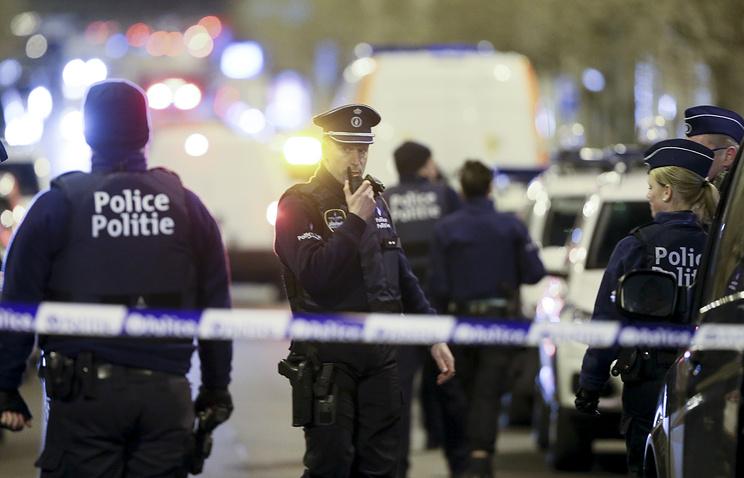 Угроза взрыва бомбы наСеверном вокзале Брюсселя оказалась ошибочной