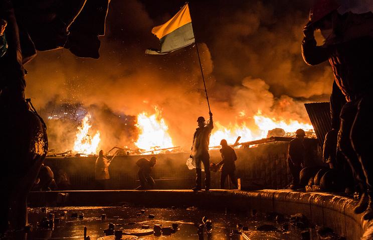 Впроцессе событий наМайдане было нарушено 80 статей Уголовного кодекса