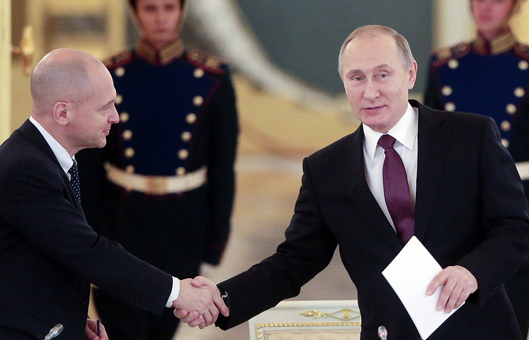 Кириенко возглавил наблюдательный совет «Росатома»