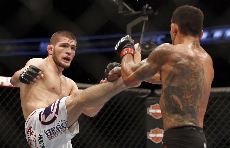 Нурмагомедов действительно отказался отпоединка сАльдо— руководитель UFC