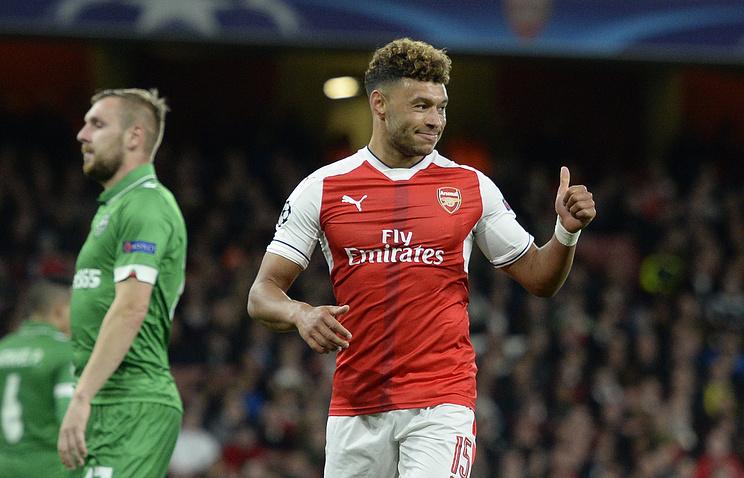 «Ливерпуль» хочет купить игрока «Арсенала» Окслейда-Чемберлена