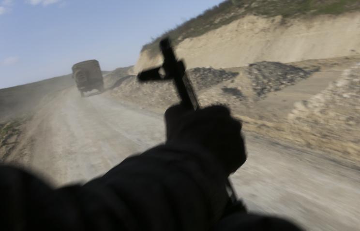 Награнице сАзербайджаном случилось боестолкновение— Минобороны Армении