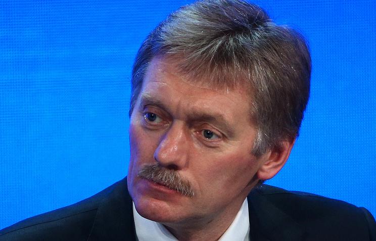 Песков ответил нажалобы американских дипломатов