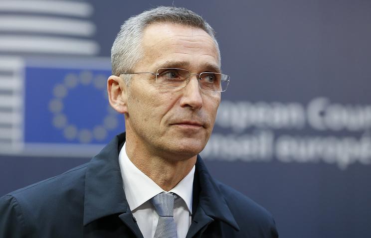 Генеральный секретарь НАТО призвал к разговору сРоссией