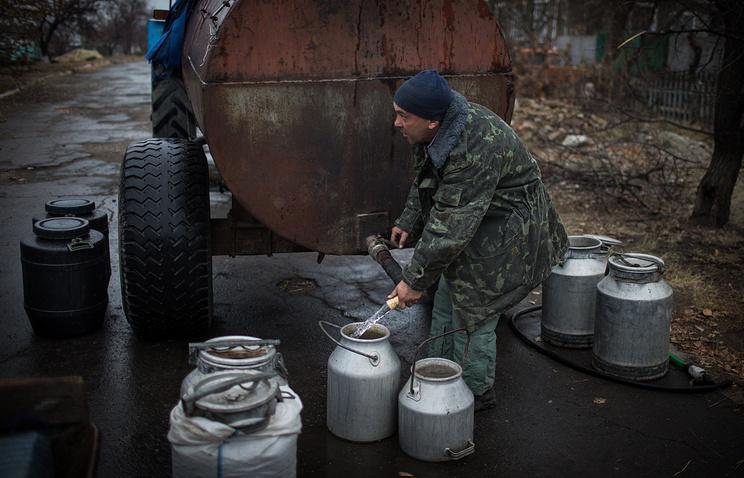 Попаснянскому водоканалу оплатили часть долга заводоснабжение завоеванной  территории Луганской области