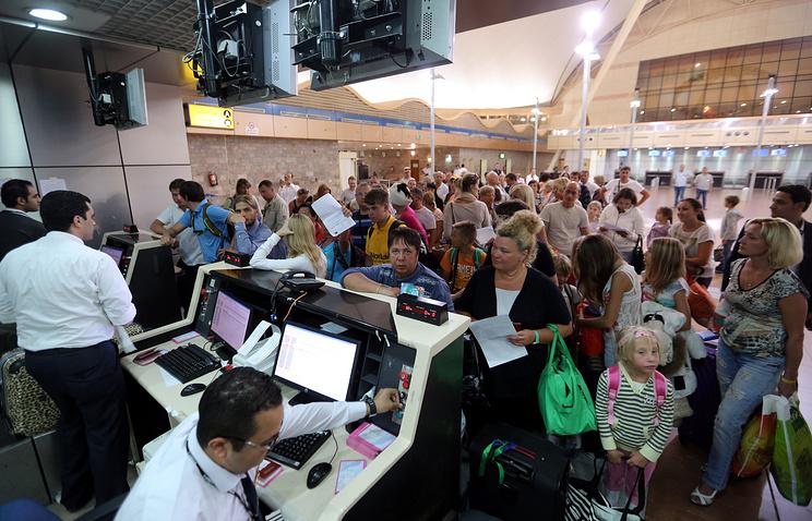 Инспекция из Российской Федерации проверит аэропорты Египта наготовность принять туристов