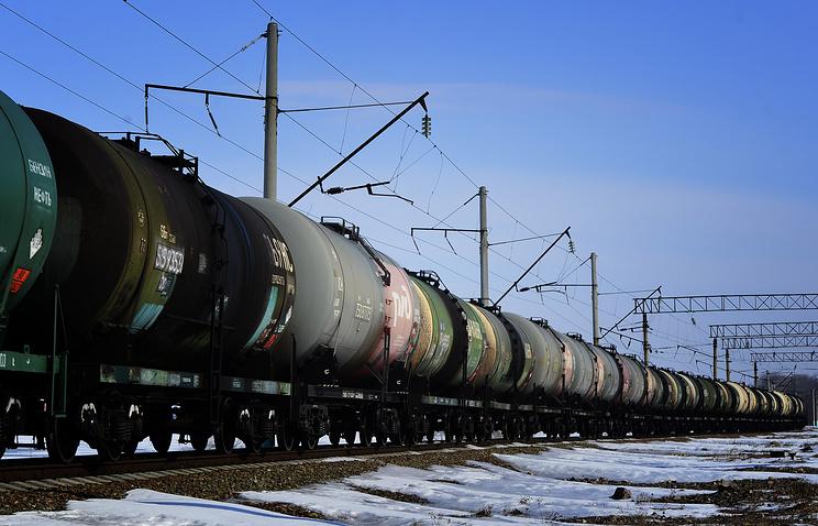 Загод выросло количество погрузок наЗападно-Сибирской железной дороге