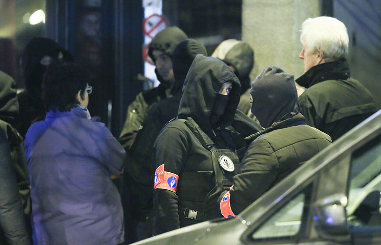 Подозреваемых впричастности ктерактам встолице франции  задержали вБрюсселе