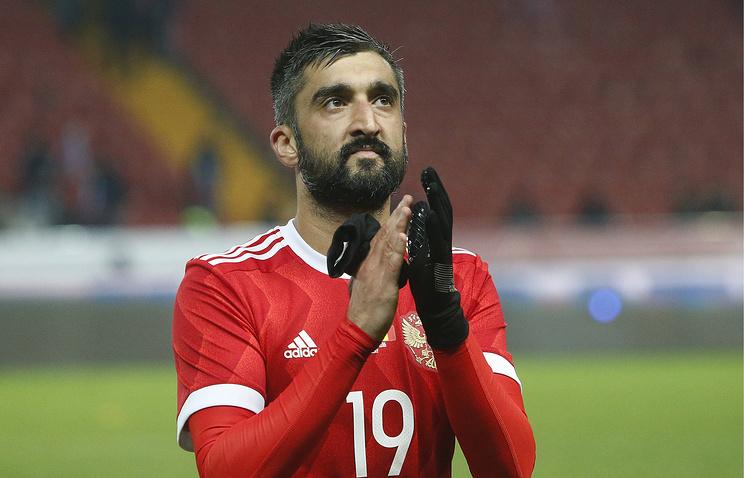 «Локомотив» и«Спартак» договорились отрансфере Александра Самедова