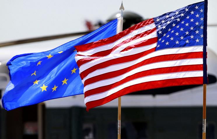 Российская Федерация желает рассорить США и EC — агентура Германии