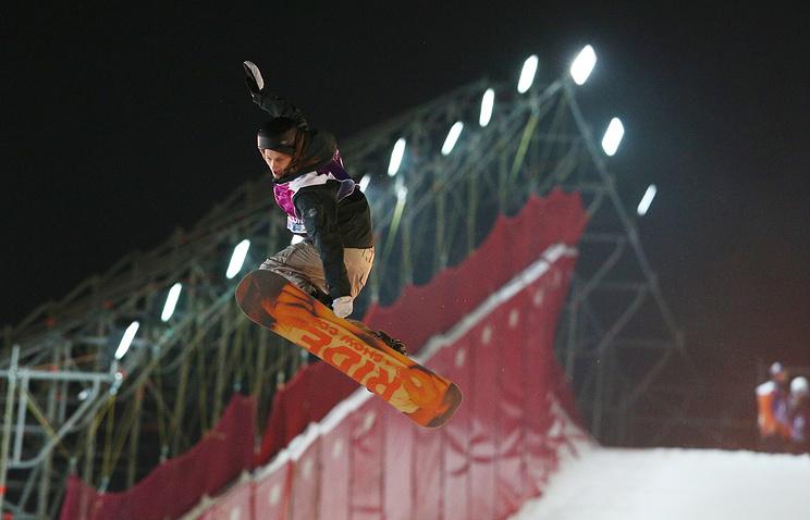 Уполномоченный Татарстана победил вэтапе Кубка мира посноуборду