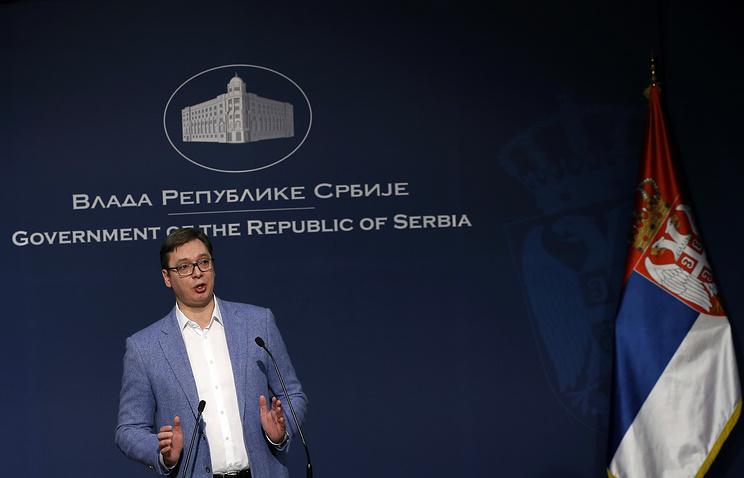 Сербский президент пригрозил направить вооруженные силы вКосово