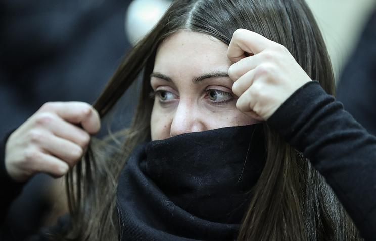 Суд нестал отменять административный арест Мары Багдасарян