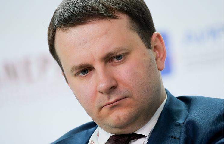 Резких колебаний рубля больше небудет— Министр Орешкин