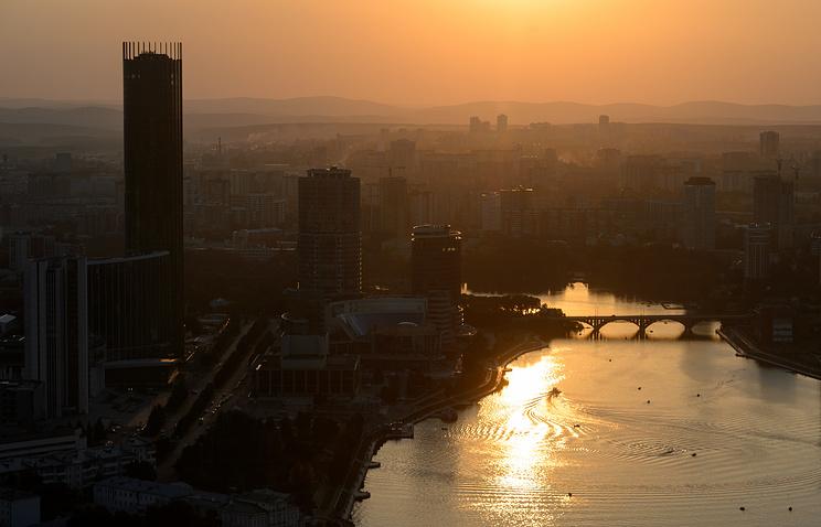 Екатеринбург возглавил рейтинг делового туризма