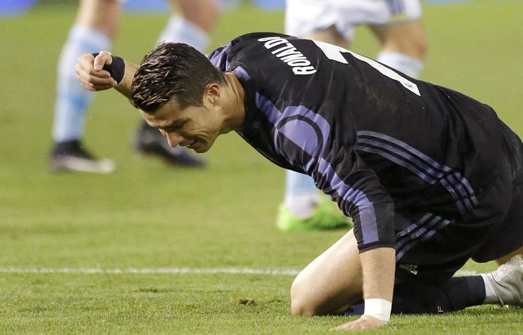 «Реал» несмог выйти вполуфинал Кубка Испании пофутболу