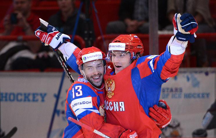Овечкин, Федоров, Буре являются «цветом» отечественного хоккея— Наместников