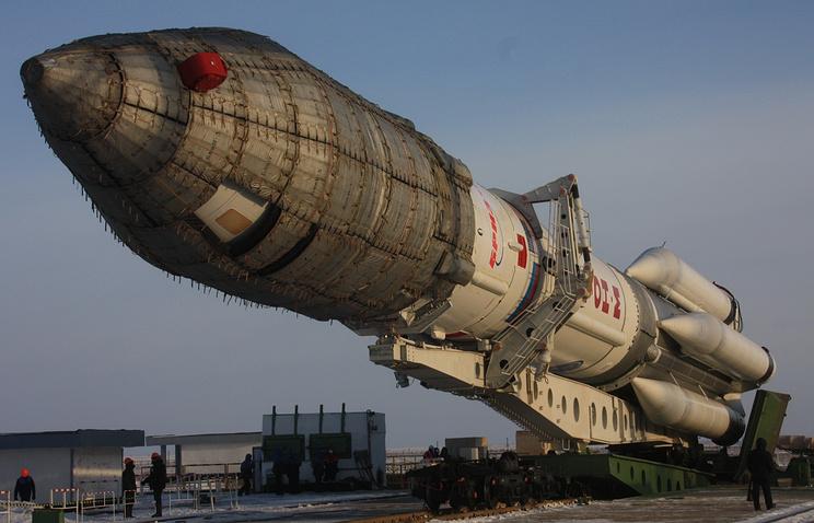 Роскосмос отзывает двигатели для ракет-носителей «Протон-М»
