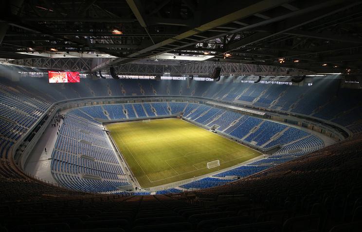 «Зенит» планирует провести нановом стадионе три матчей весной