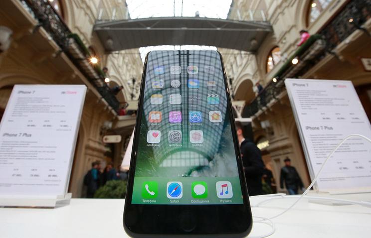 ФАС рассчитывает закончить расследование поiPhone 7 доконца февраля