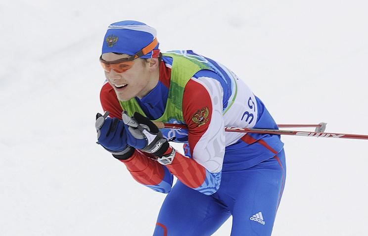 Житель россии Петр Седов одержал победу скиатлон наэтапеКМ вПхенчхане