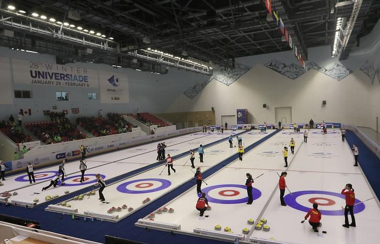 РФ обыграла Канаду ивышла вфинал хоккейного турнира наУниверсиаде