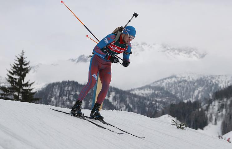 Объявлен состав сборной Российской Федерации напервую гонку чемпионата мира побиатлону