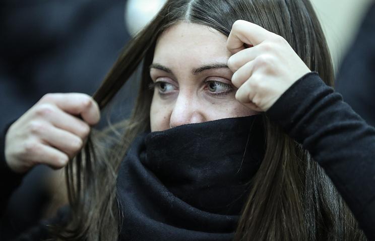 Мара Багдасарян непришла на совещание суда попожизненному лишению прав