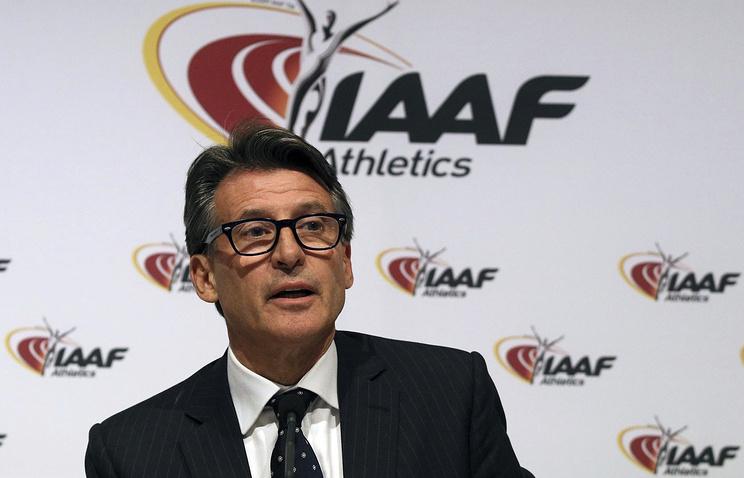 Руководитель ИААФ усомнился ввозможности восстановления членства ВФЛА в 2017г