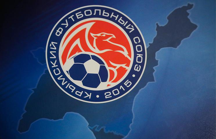 ВКрыму прошел 1-ый международный матч после присоединения к РФ