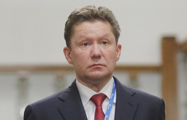 Транзит газа через государство Украину становится все неменее ненадежным— Газпром