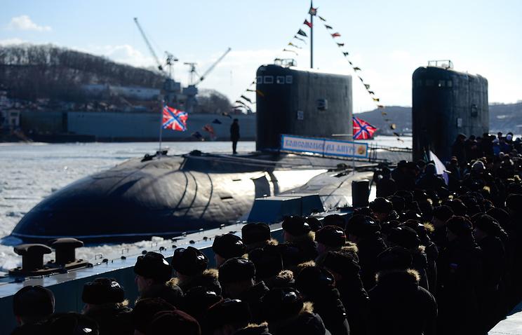 ВСеверном флоте будут служить только военнослужащие по договору